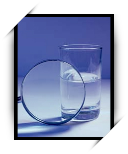 Half Glass of Water